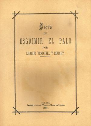 ARTE DE ESGRIMIR EL PALO