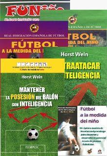 TODO HORST WEIN: 5 LIBROS + 1 CD-ROM