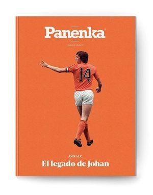 PANENKA Nº 61: EL LEGADO DE JOHAN
