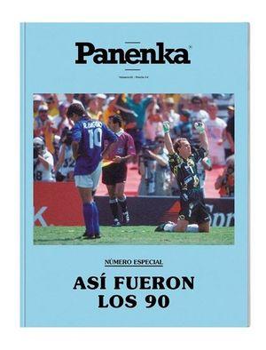 PANENKA Nº 65: ASÍ FUERON LOS 90