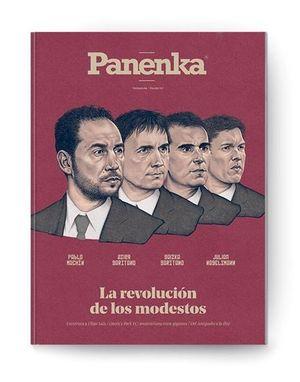 PANENKA Nº 66: LA REVOLUCIÓN DE LOS MODESTOS