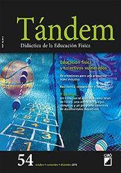 TANDEM 54. EDUCACIÓN FÍSICA Y COLECTIVOS VULNERADOS