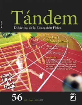 TÁNDEM 56. PROYECTOS INTERDISCIPLINARES