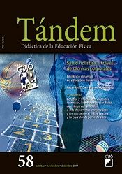 TÁNDEM 58. SALUD HOLÍSTICA A TRAVÉS DE TÉCNICAS CORPORALES