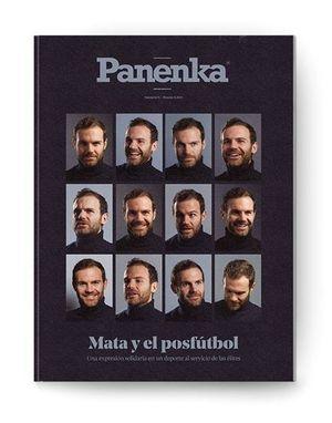 PANENKA Nº 71: MATA Y EL POSFÚTBOL. UNA EXPRESIÓN SOLIDARIA EN UN DEPORTE AL SERVICIO DE LAS ÉLITES