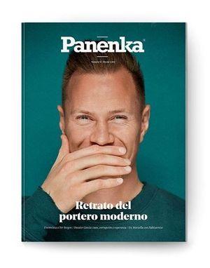 PANENKA Nº 74 : RETRATO DEL PORTERO MODERNO