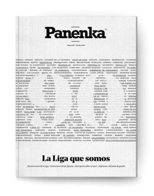 PANENKA Nº 81: LA LIGA QUE SOMOS. 90 AÑOS DE LA LIGA
