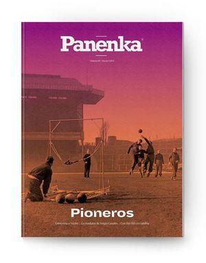 PANENKA Nº 89. PIONEROS. ENTREVISTA A NAYIM. LA MADUREZ DE SERGIO CANALES. CON BIRI BIRI EN GAMBIA