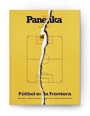 PANENKA Nº 90: FÚTBOL EN LA FRONTERA