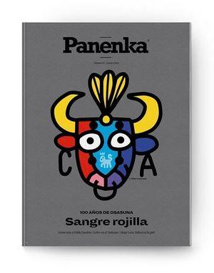 PANENKA Nº 93. SANGRE ROJILLA. 100 AÑOS DE OSASUNA. ENTREVISTA A PABLO SARABIA. GOLES EN EL VATICANO. MAPI LEÓN, FÚTBOL EN LA PIEL