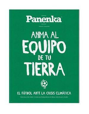PANENKA Nº 94. ANIMA AL EQUIPO DE TU TIERRA. EL FÚTBOL ANTE LA CRISIS CLIMÁTICA