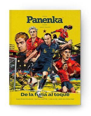 PANENKA Nº 97: DE LA FURIA AL TOQUE