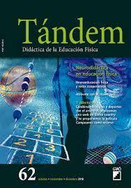 TÁNDEM 62: NEURODIDÁCTICA EN EDUCACIÓN FÍSICA