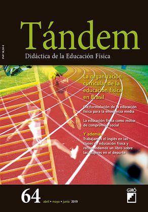 TÁNDEM 64: LA ORGANIZACIÓN CURRICULAR DE LA EDUCACIÓN FÍSICA EN BRASIL