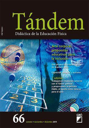 TÁNDEM 66: ARTE CORPORAL, PROPUESTAS EDUCATIVAS PARA LA INCLUSIÓN