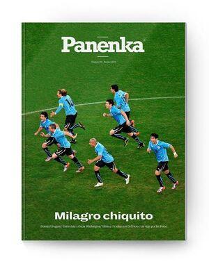 PANENKA Nº 99:  MILAGRO CHIQUITO. DOSSIER URUGUAY