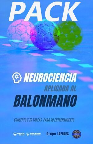PACK NEUROCIENCIA Y BALONMANO