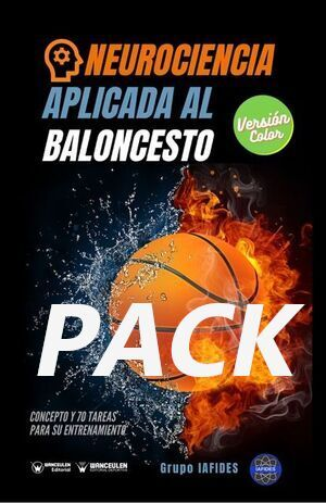PACK NEUROCIENCIA Y BALONCESTO (COLOR)