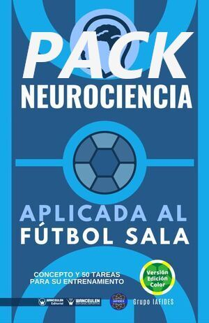 PACK NEUROCIENCIA Y FÚTBOL SALA (COLOR)