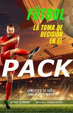PACK TOMA DE DECISIÓN EN EL FÚTBOL
