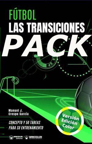 PACK TRANSICIÓN EN EL FÚTBOL (COLOR)