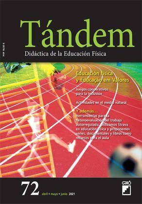 TÁNDEM 72: EDUCACIÓN FÍSICA Y EDUCAÇÃO EM VALORES