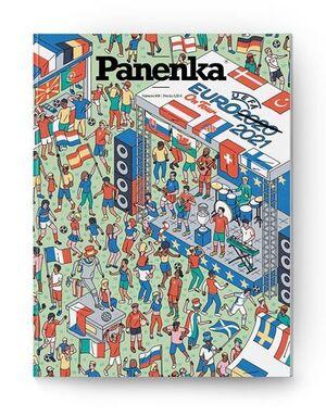 PANENKA Nº 108: EL FÚTBOL DEL FUTURO + ANTIGUÍA EUROCOPA 2021