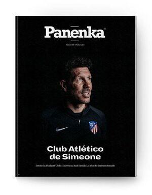 PANENKA Nº 110: CLUB ATLÉTICO DE SIMEONE