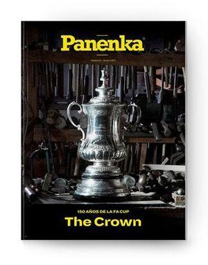 PANENKA Nº 111: 150 AÑOS DE LA FA CUP. THE CROWN