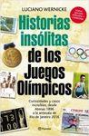 HISTORIAS INSÓLITAS DE LOS JJOO