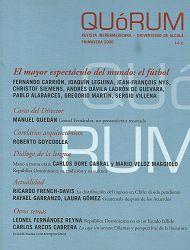 QUÓRUM 14 PRIMAVERA 2006