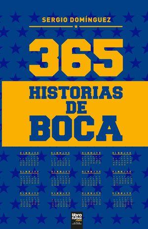 365 HISTORIAS DE BOCA