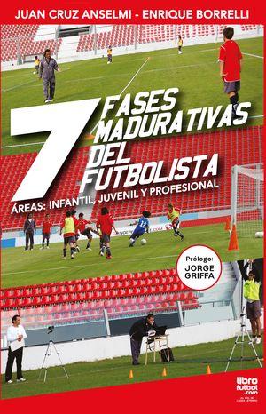 7 FASES MADURATIVAS DEL FUTBOLISTA: INFANTIL, JUVENIL Y PROFESIONAL