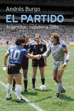 EL PARTIDO ARGENTINA-INGLATERRA 1986