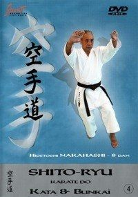 VOL IV SHITO-RYU KARATE DO KATA & BUNKAI DVD