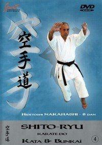 VOL IV SHITO-RYU KARATE DO KATA & BUNKAI DVD