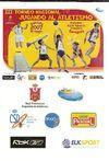 III Torneo Nacional Jugando al Atletismo. DVD